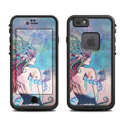 Lifeproof iPhone 6 Fre Case Skin - Last Mermaid