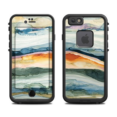 Lifeproof iPhone 6 Fre Case Skin - Layered Earth