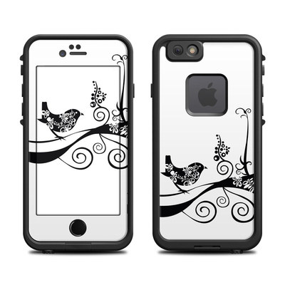Lifeproof iPhone 6 Fre Case Skin - Little Curly