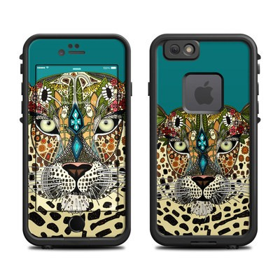 Lifeproof iPhone 6 Fre Case Skin - Leopard Queen