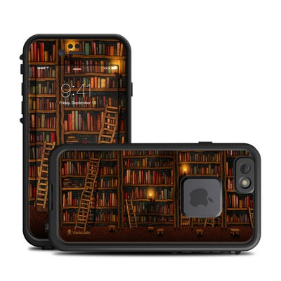 Lifeproof iPhone 6 Fre Case Skin - Library