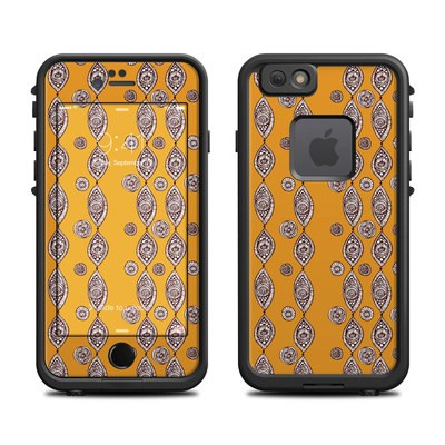 Lifeproof iPhone 6 Fre Case Skin - Lines and Circles
