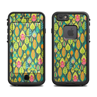 Lifeproof iPhone 6 Fre Case Skin - Little Leaves
