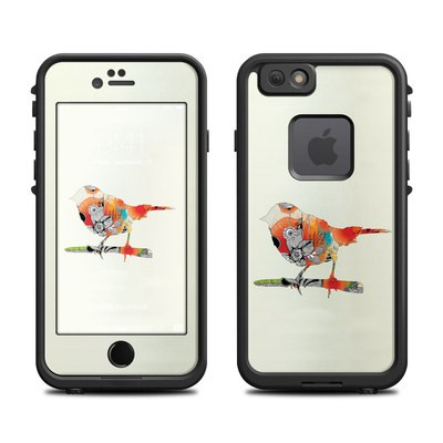 Lifeproof iPhone 6 Fre Case Skin - Little Bird
