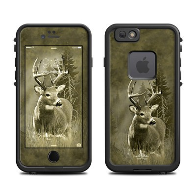 Lifeproof iPhone 6 Fre Case Skin - Lone Buck