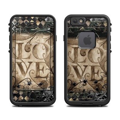Lifeproof iPhone 6 Fre Case Skin - Love's Embrace