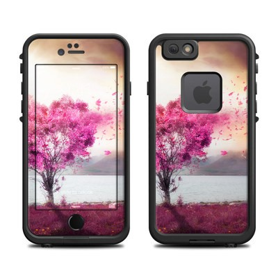 Lifeproof iPhone 6 Fre Case Skin - Love Tree