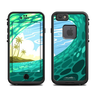 Lifeproof iPhone 6 Fre Case Skin - Lunch Break