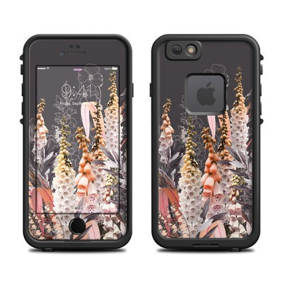 Lifeproof iPhone 6 Fre Case Skin - Lupines Chocolate