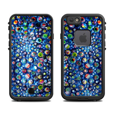 Lifeproof iPhone 6 Fre Case Skin - My Blue Heaven
