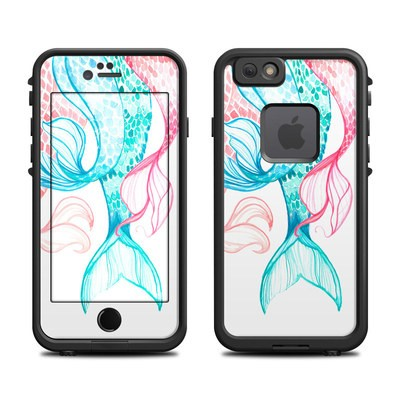 Lifeproof iPhone 6 Fre Case Skin - Mermaid Tails