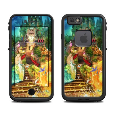 Lifeproof iPhone 6 Fre Case Skin - Midnight Fairytale