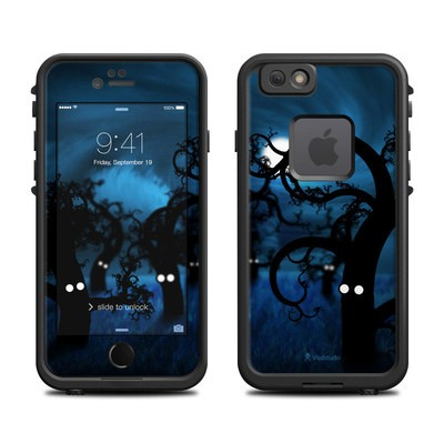 Lifeproof iPhone 6 Fre Case Skin - Midnight Forest