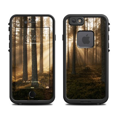 Lifeproof iPhone 6 Fre Case Skin - Misty Trail