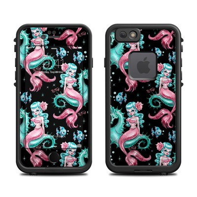 Lifeproof iPhone 6 Fre Case Skin - Mysterious Mermaids