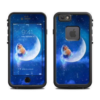 Lifeproof iPhone 6 Fre Case Skin - Moon Fox