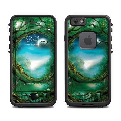 Lifeproof iPhone 6 Fre Case Skin - Moon Tree