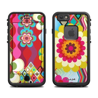 Lifeproof iPhone 6 Fre Case Skin - Mosaic
