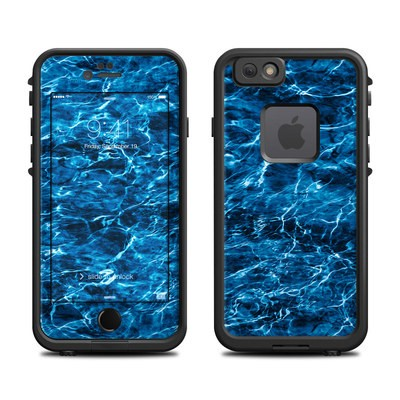 Lifeproof iPhone 6 Fre Case Skin - Mossy Oak Elements Agua