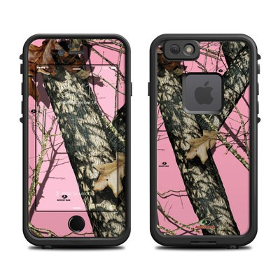 Lifeproof iPhone 6 Fre Case Skin - Break-Up Pink