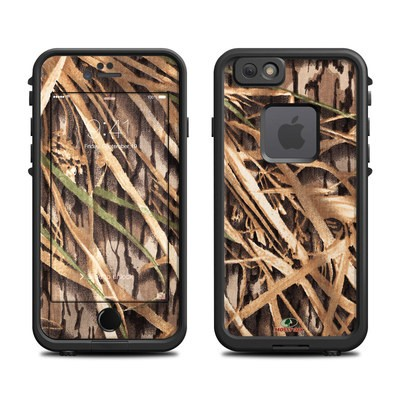 Lifeproof iPhone 6 Fre Case Skin - Shadow Grass