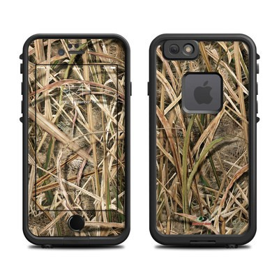 Lifeproof iPhone 6 Fre Case Skin - Shadow Grass Blades