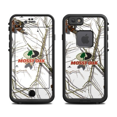 Lifeproof iPhone 6 Fre Case Skin - Break-Up Lifestyles Snow Drift