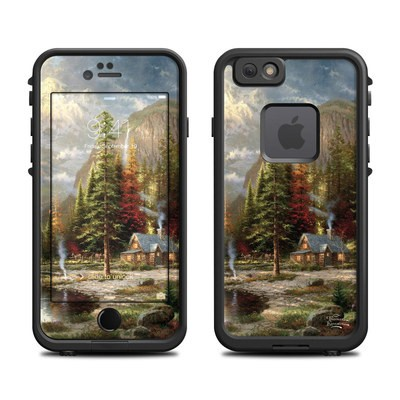 Lifeproof iPhone 6 Fre Case Skin - Mountain Majesty