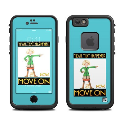 Lifeproof iPhone 6 Fre Case Skin - Move On