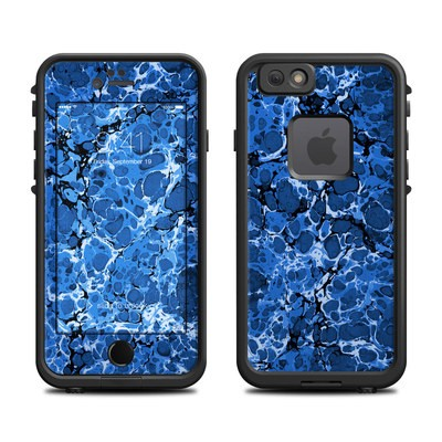 Lifeproof iPhone 6 Fre Case Skin - Marble Bubbles