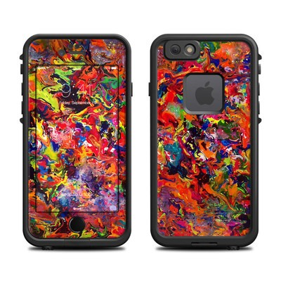 Lifeproof iPhone 6 Fre Case Skin - Maintaining Sanity