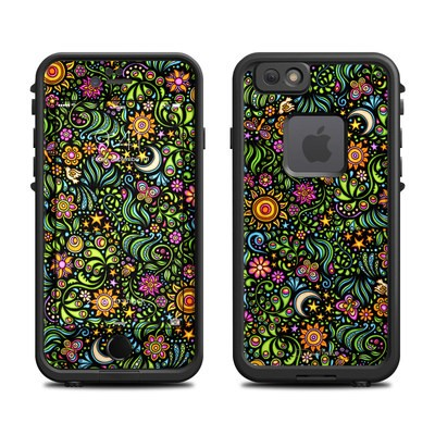Lifeproof iPhone 6 Fre Case Skin - Nature Ditzy