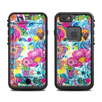 Lifeproof iPhone 6 Fre Case Skin - Natural Garden