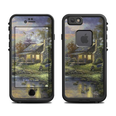 Lifeproof iPhone 6 Fre Case Skin - Natures Paradise