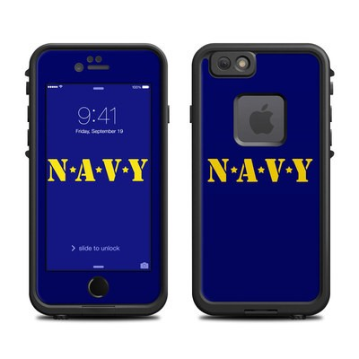 Lifeproof iPhone 6 Fre Case Skin - Navy