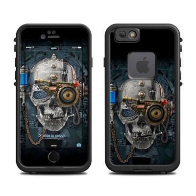 Lifeproof iPhone 6 Fre Case Skin - Necronaut