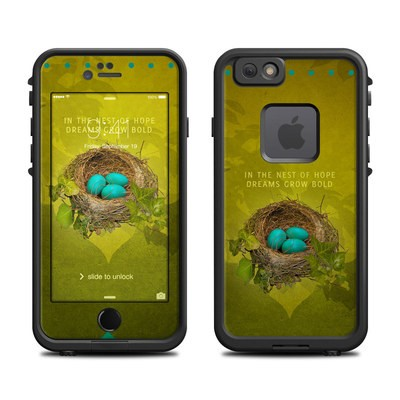 Lifeproof iPhone 6 Fre Case Skin - Nest of Hope