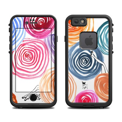 Lifeproof iPhone 6 Fre Case Skin - New Circle