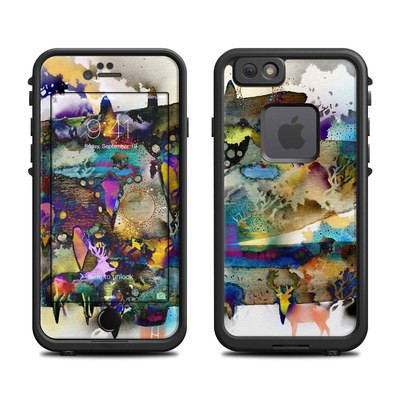 Lifeproof iPhone 6 Fre Case Skin - New Day
