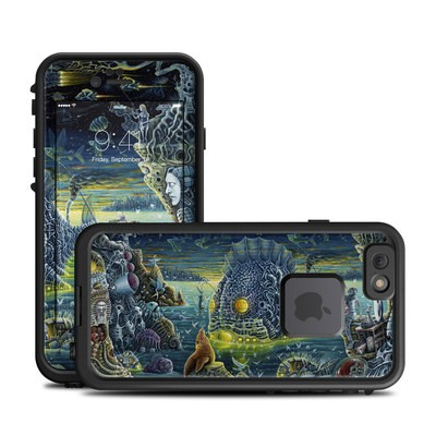 Lifeproof iPhone 6 Fre Case Skin - Night Trawlers