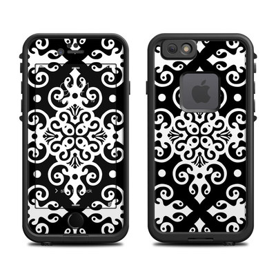 Lifeproof iPhone 6 Fre Case Skin - Noir