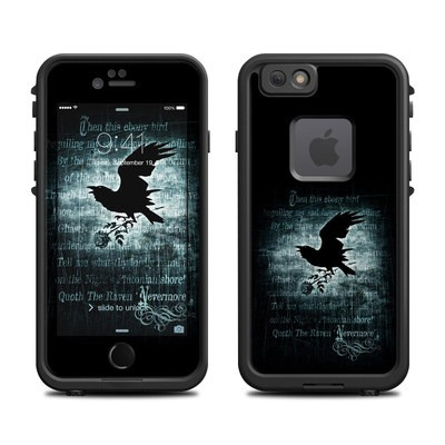 Lifeproof iPhone 6 Fre Case Skin - Nevermore