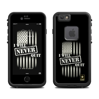 Lifeproof iPhone 6 Fre Case Skin - Never Quit