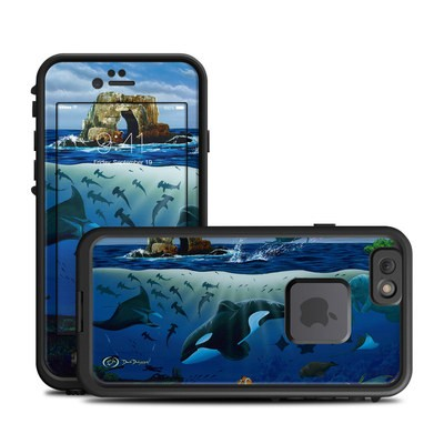 Lifeproof iPhone 6 Fre Case Skin - Oceans For Youth