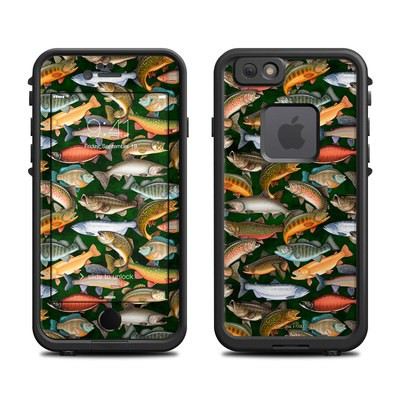 Lifeproof iPhone 6 Fre Case Skin - Off The Hook
