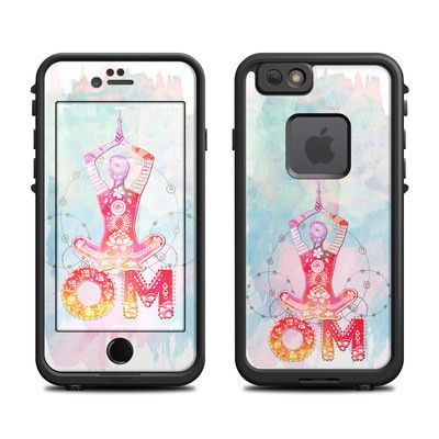 Lifeproof iPhone 6 Fre Case Skin - Om Spirit