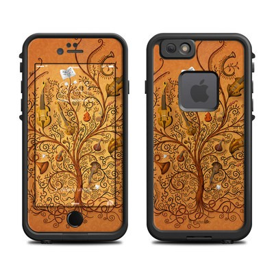 Lifeproof iPhone 6 Fre Case Skin - Orchestra