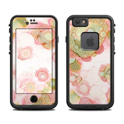 Lifeproof iPhone 6 Fre Case Skin - Organic In Pink