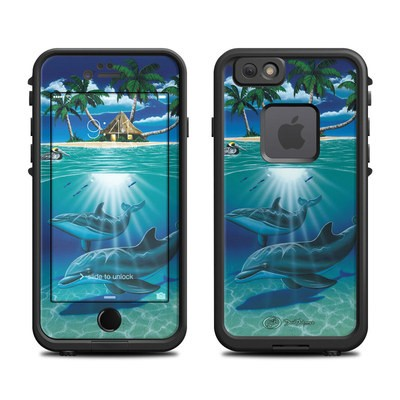Lifeproof iPhone 6 Fre Case Skin - Ocean Serenity