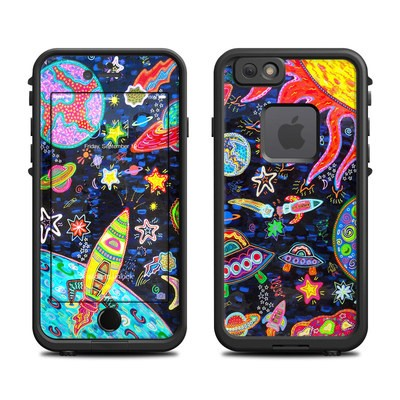Lifeproof iPhone 6 Fre Case Skin - Out to Space